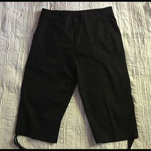 Lee Relaxed fit Capris